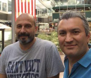 Erkan Cirit vs Ali Rıza İÇÖZ
