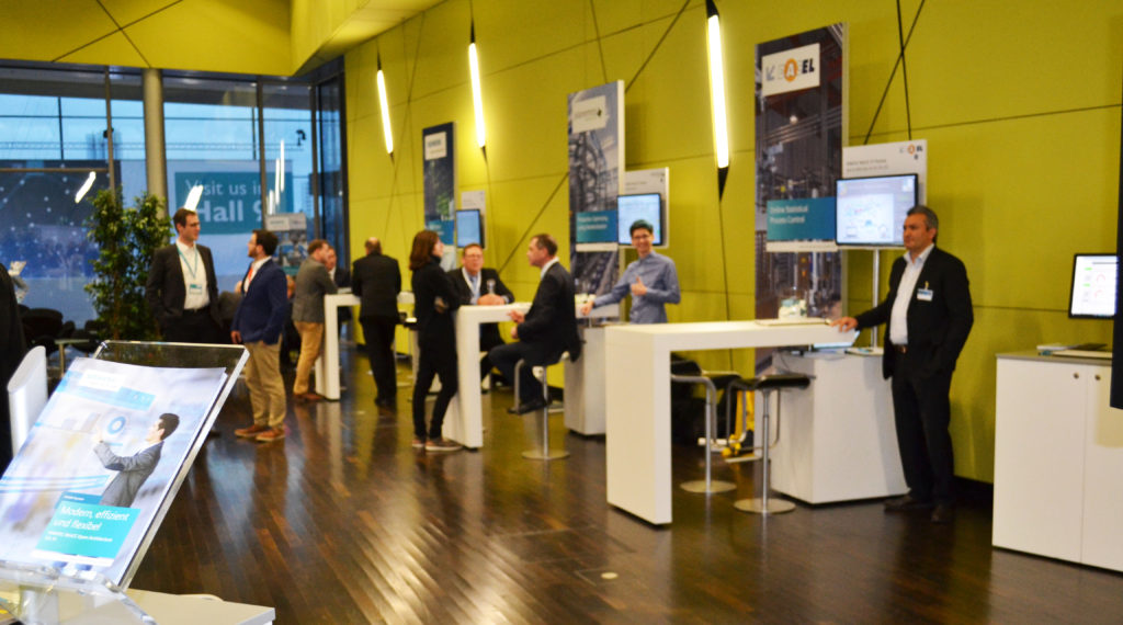 Siemens SPS IPC Fuarı